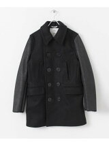 WORK NOT WORK MELTON / SHEEPSKIN P-COAT