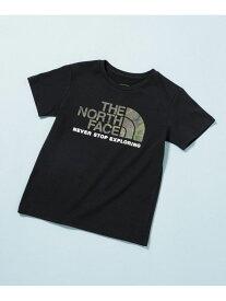 【SALE/20%OFF】THE NORTH FACE カモロゴティーシャツ 半袖 ナノユニバース カットソー Tシャツ ブラック グレー ホワイト