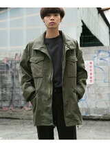 ALPHA×DOORS 別注M-65 FILED JACKET