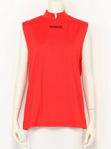 FEARLESS EMBROIDERY SLEEVELESS T