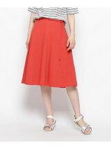 カルゼフレア2重リボンスカート