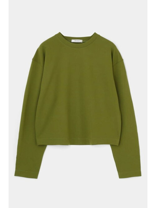 LONG SLEEVE PONTE Tシャツ