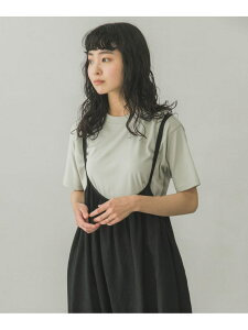 かぐれ ロータスコットン半袖Tシャツ カグレ カットソー Tシャツ グレー ホワイト ブラック【送料無料】
