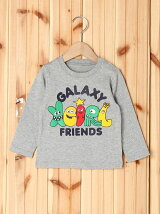 L/S TEE GALAXY FRIENDS(12M~3T)