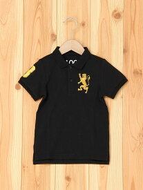 【SALE/30%OFF】GIORDANO (K)3Dライオンポロシャツ ジョルダーノ カットソー【RBA_S】【RBA_E】