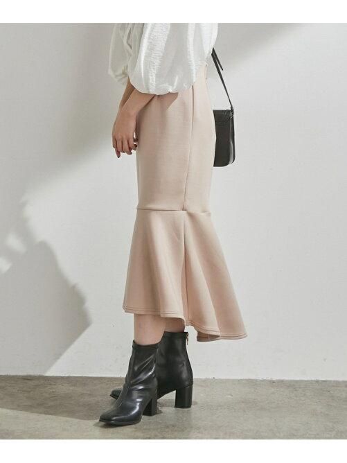 ビスのマーメイドスカート