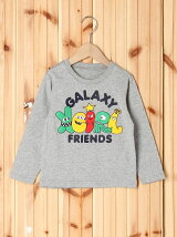 L/S TEE GALAXY FRIENDS(4T~7T)