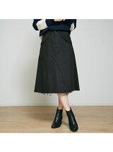 ストレッチピーチスカート