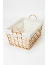 CLOTH BASKET L
