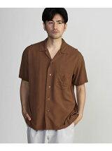 半袖 開襟シャツ