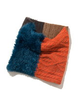 Percy knit snood