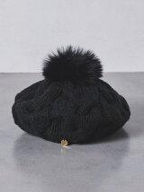 UWFC FOX PON ベレー帽