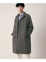 FREEMANS SPORTING CLUB JP TWEED OVER COAT