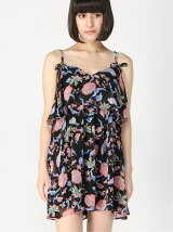 (W)COLD SHLDR JAZMIN DRESS