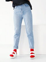 Lee HIGH WAIST TAPERED