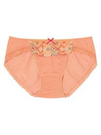 【SALE/40%OFF】une nana cool Handmade stitch ショーツ ウンナナクール インナー/ナイトウェア ショーツ オレンジ ブルー ホワイト