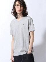 (M)Hilfiger Denim/オリジナルVネックTシャツ
