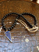 SPHINX BEADS NECKLACE