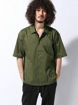 (M)ビーチパジャマコーチシャツ