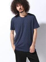 (M)ドット柄Tシャツ・カットソー