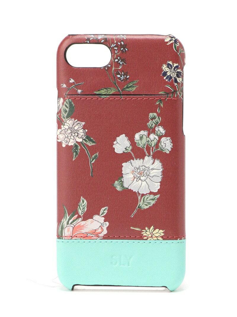 SLY SLY/iPhone7スマホケース アスチュート ファッショングッズ