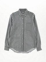 ギンガムレギュラーシャツ