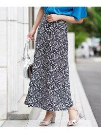 【SALE/60%OFF】a.v.v 花柄/ダルメシアンPTスカート[WEB限定サイズ] アー・ヴェ・ヴェ スカート スカートその他 ブラック ブラウン ベージュ
