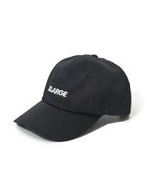 XLARGE STANDARD LOGO 6PANEL CAP エクストララージ 帽子/ヘア小物【送料無料】