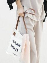 「ENJOY TODAY」ロゴトート