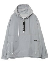 HOODED ANORAK BLOUSON 2