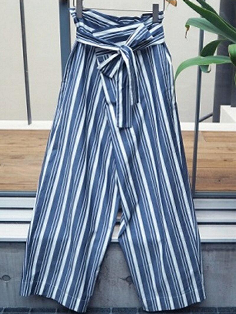 【SALE/45%OFF】TODAYFUL Stripe Tie PT トゥデイフル パンツ/ジーンズ【RBA_S】【RBA_E】【送料無料】