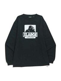 XLARGE L/S TEE OG エクストララージ カットソー Tシャツ ブラック グリーン ホワイト【送料無料】