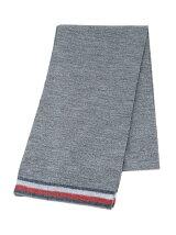(M)ウールブレンドスカーフ