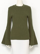 BELL SLEEVE THERMAL TOPS