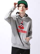 CHERRY TRIBE PULLOVER