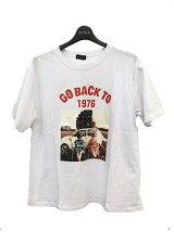 BACKTOTHE1976Tシャツ