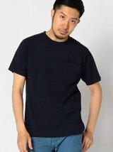 ビーミング by ビームス / ガーメントダイ ボーダー Tシャツ BEAMS ビームス