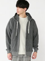 RUSSEL ATHLETIC × B:MING by BEAMS / 別注 杢パイル パーカ (セットアップ対応) BEAMS ビームス