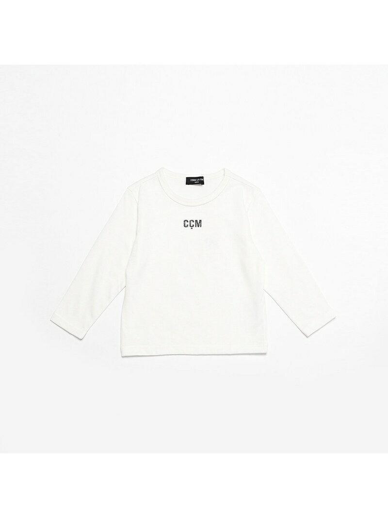 【SALE/50%OFF】COMME CA ISM ワンポイント長袖Tシャツ コムサイズム カットソー【RBA_S】【RBA_E】