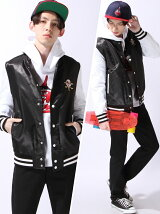 CB SATIN VARISTY JKT