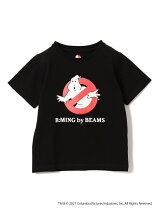 B:MING by BEAMS / GHOSTBUSTERS フロント プリント Tシャツ 21SS(80~150cm)