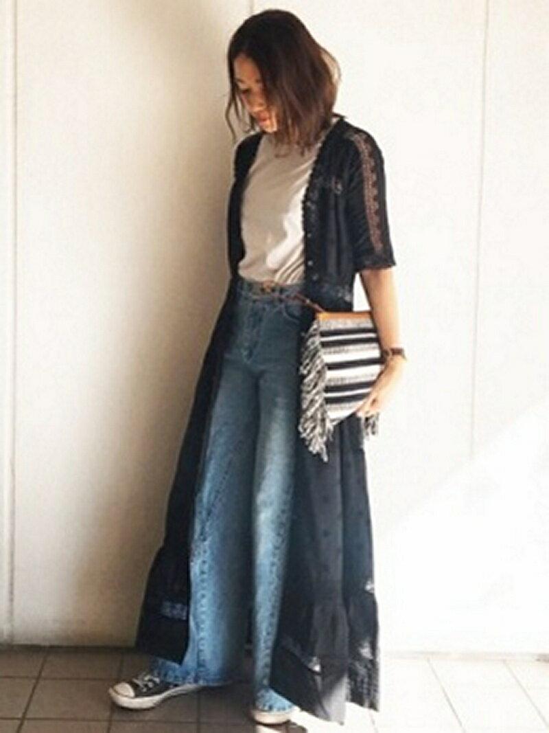 【SALE/47%OFF】TODAYFUL Silk Lace Gown トゥデイフル パンツ/ジーンズ【RBA_S】【RBA_E】【送料無料】