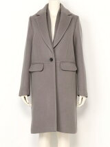 DOUBLE LAYER CHESTER COAT