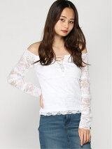 (W)Ls Cori Lace Top