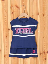 TOP AND SKIRT SET CHEER(12M-3T)