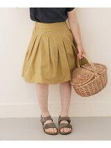 FORK&SPOON Downproof Skirt(KIDS)