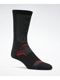 【SALE/60%OFF】Reebok (U)CF TECH CREW SO リーボック ファッショングッズ ソックス/靴下 ブラック ホワイト