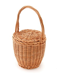 Wicker Basket Small(うち袋付)