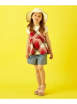 【WEB限定3点SET】キャミソール+Tシャツ+キュロットスカート