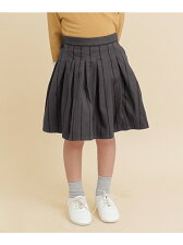 FORK&SPOON Downproof Printed Skirt(KIDS)